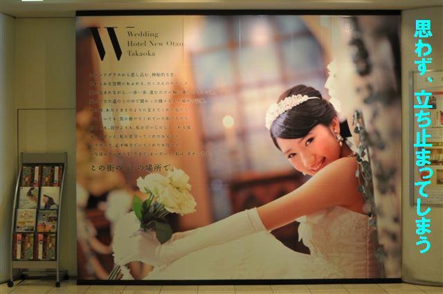 ホテルニューオータニ高岡 ウェディングストーリー パネル (1)