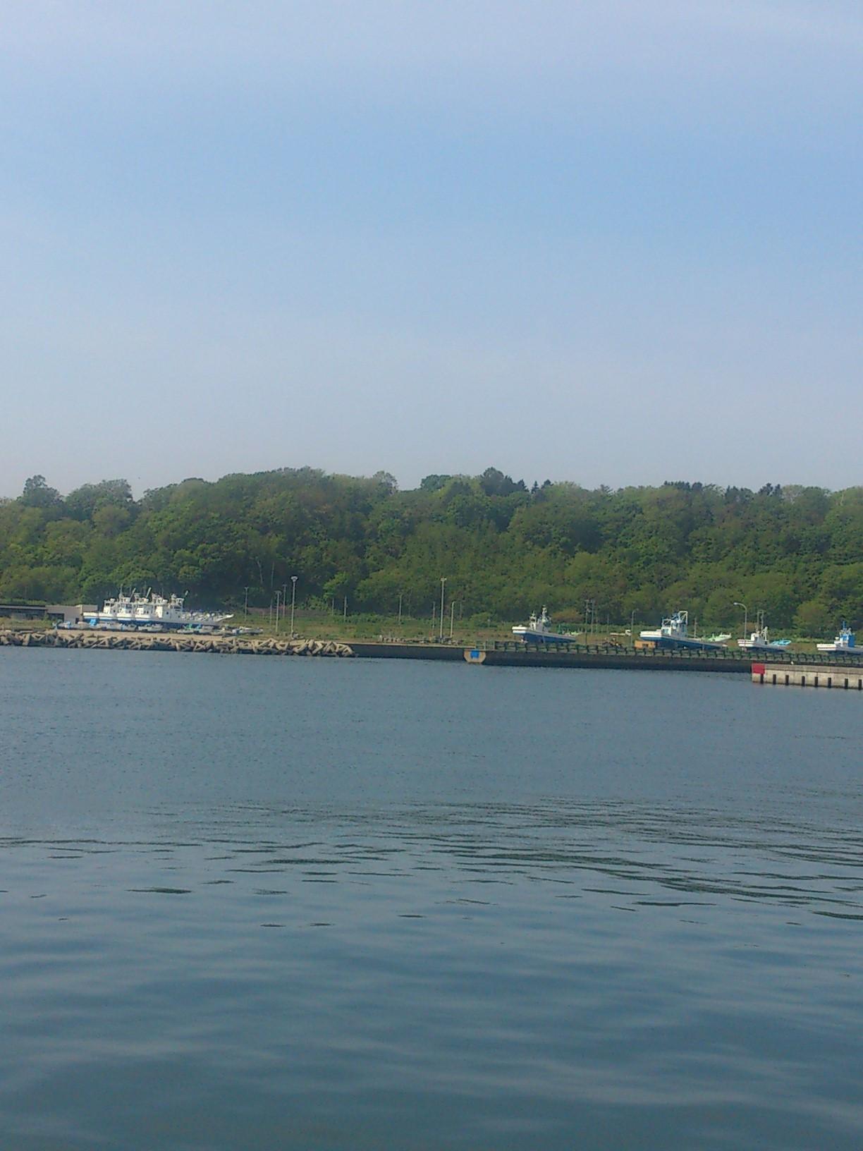網走漁港1