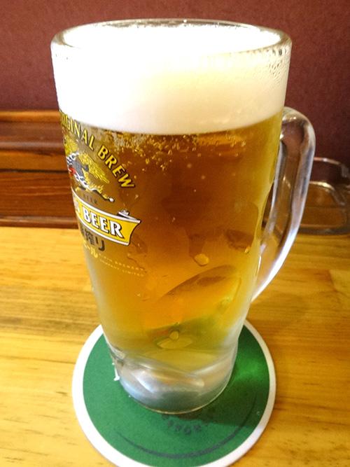 34生ビール380