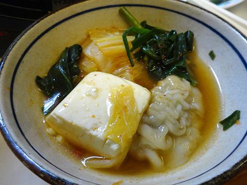 11キムチ鍋2