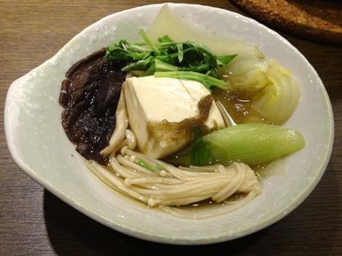 09椎茸白菜えのきねぎ水菜