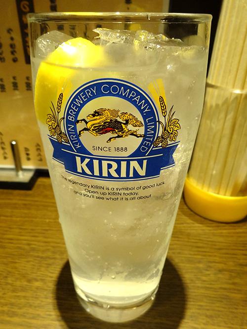 10レモンチューハイ350