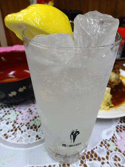30生レモンチューハイ