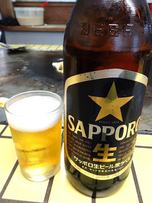 60大瓶ビール550