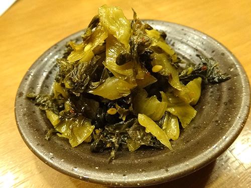 26ピリ辛高菜