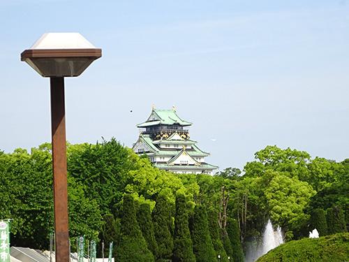 03大阪城