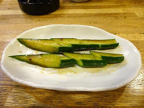 34きゅうりの漬物150