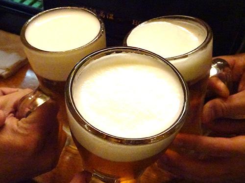 52生ビール