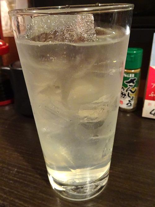 36レモンチューハイ