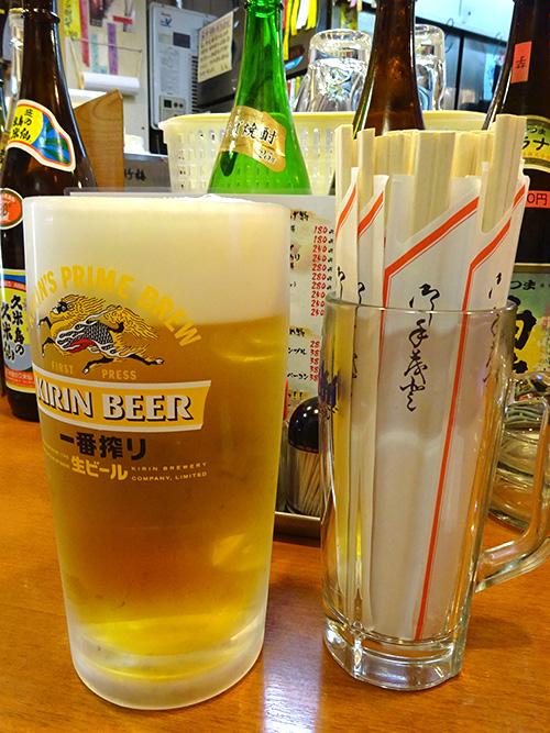 03大ジョッキ生ビール650