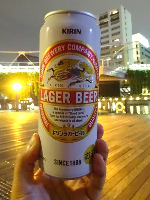 23キリンラガービール