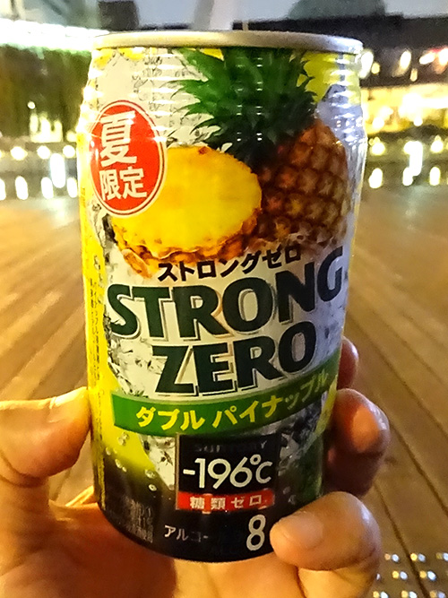 29ストロングゼロダブルパイナップル