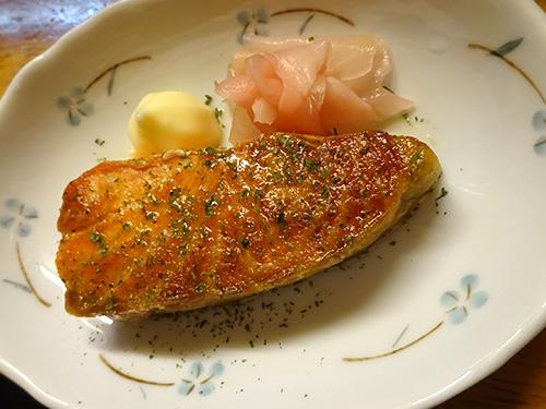 33鮭塩焼き