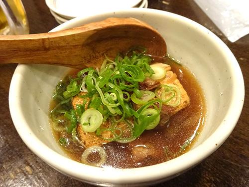 45牛すじ豆腐