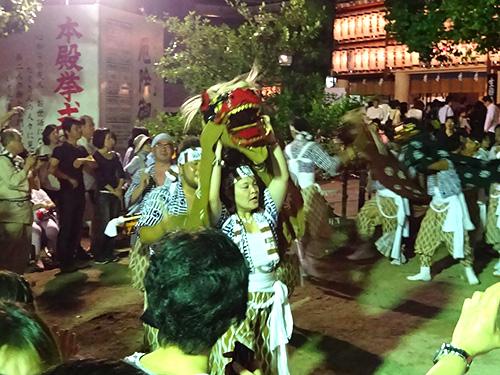21獅子舞