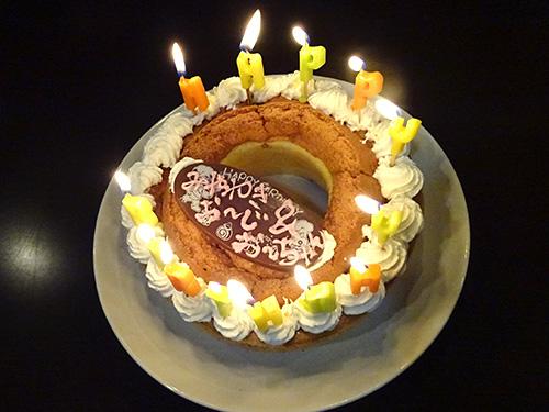 12ケーキ