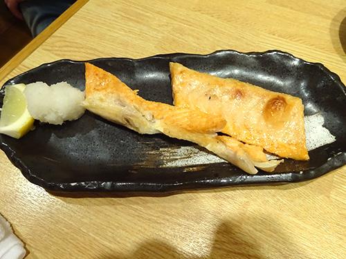 24サーモンハラス焼き