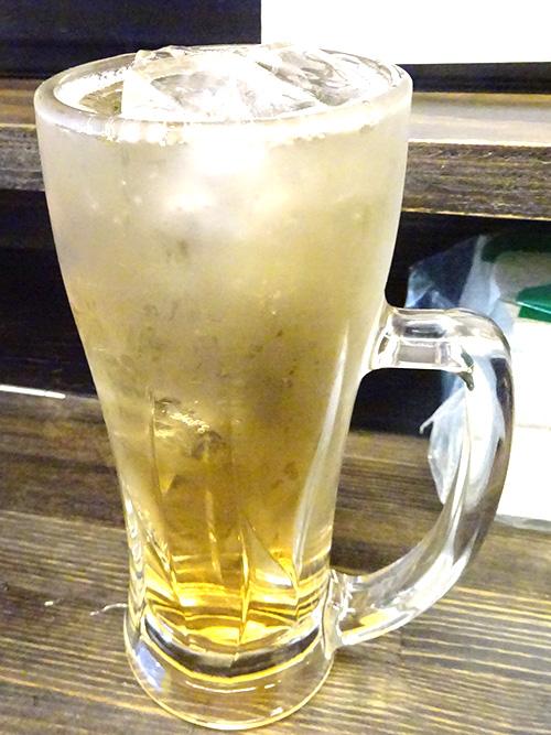 07梅酒ソーダ割り250