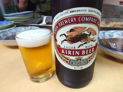 33大瓶ビール