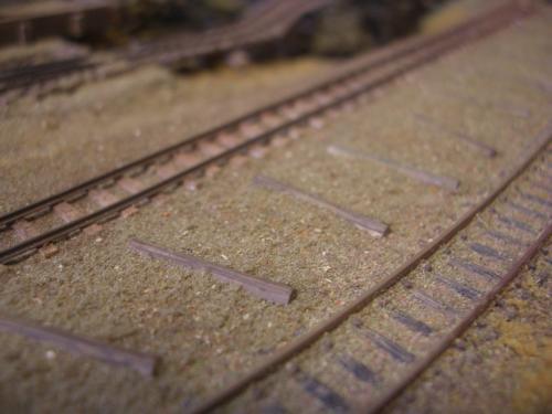 森林鉄道 木材積込所2