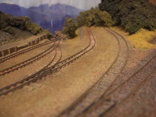 森林鉄道 木材積込所1
