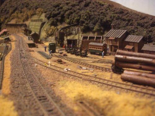 鉄道模型 森林鉄道 2