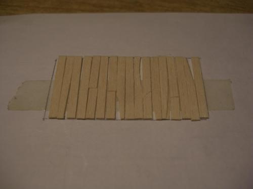鉄道模型  森林鉄道機関庫 Zゲージ 2