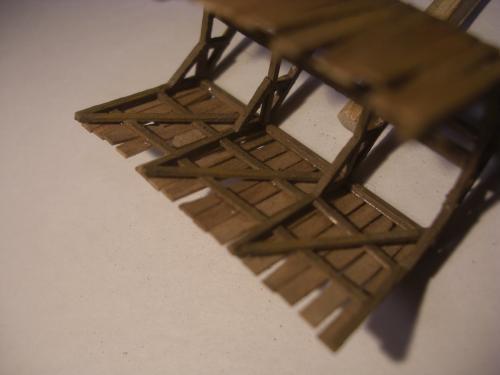 鉄道模型  森林鉄道機関庫 Zゲージ 5