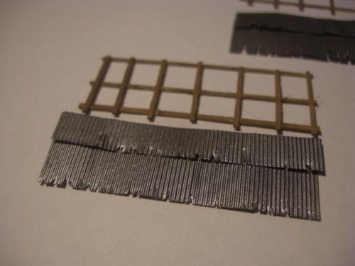 鉄道模型  森林鉄道機関庫 Zゲージ 10