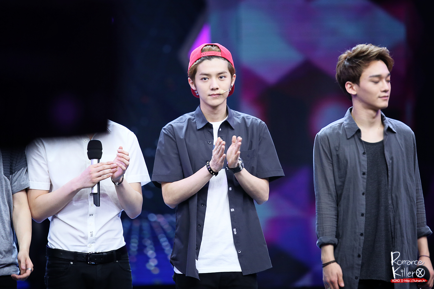 140611 Luhan at Happy Camp1