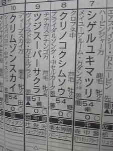 140830_珍名馬 栗本博晴