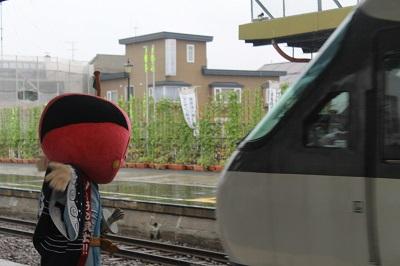 余市駅 ソーラン武士 ヌプリ・ワッカ 2014年8月19日 150