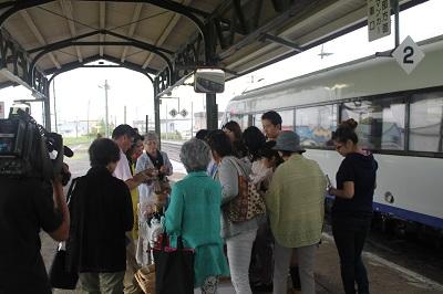 余市駅 ソーラン武士 ヌプリ・ワッカ 2014年8月19日 153