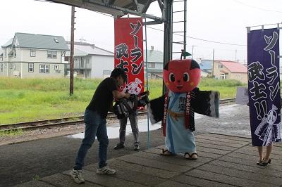 余市駅 ソーラン武士 ヌプリ・ワッカ 2014年8月19日 166