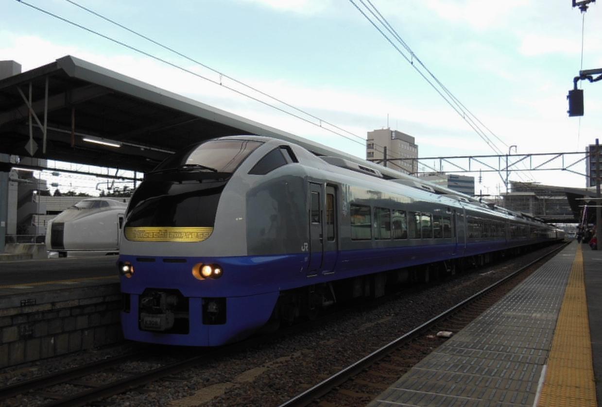 E653系K308(青)編成臨時fひたち98号 (4)