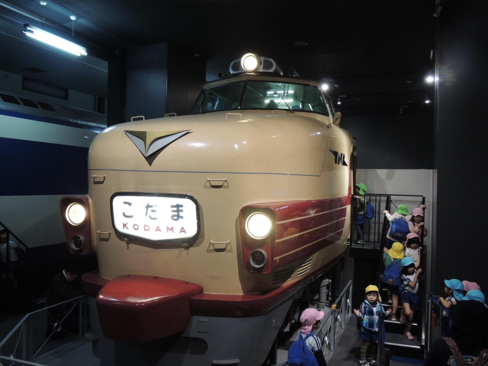 交通科学博物館最後の訪問 (1)