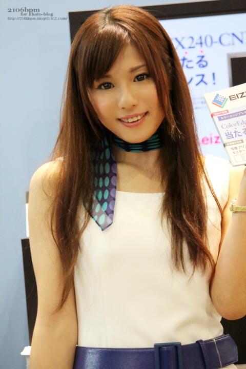 ☆CP+2014のコンパニオンさんモデルさんをまとめてうp パート1☆