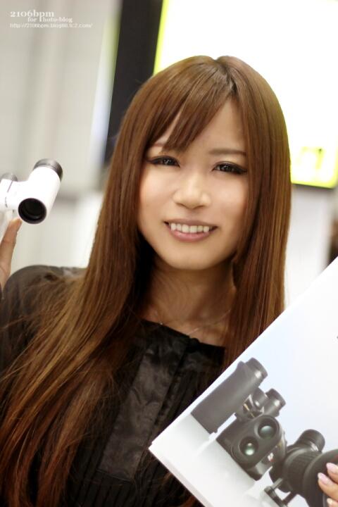 ☆CP+2014のコンパニオンさんモデルさんをまとめてうp パート3☆