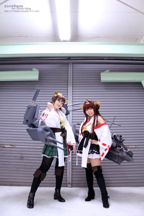 ☆美礼/いちご。/Ena(艦隊これくしょん~艦これ~ あわせ)@東京ジャンクヤード パート1☆
