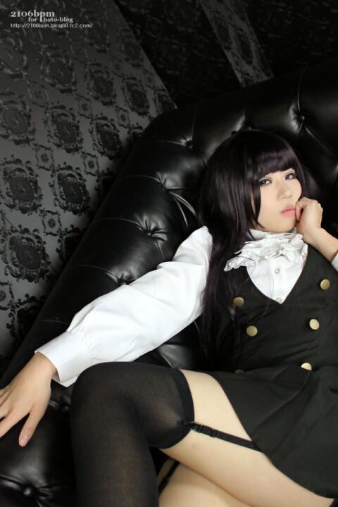 ☆蓮(白鬼院凜々蝶/妖狐×僕SS)@モケモケスタジオ パート1☆