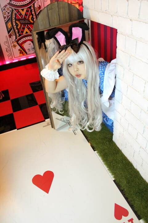 ☆Ena(四条貴音/アイドルマスター2 ドレッシーアリス)@ココフリSTUDIO「咲 -メイ-」☆
