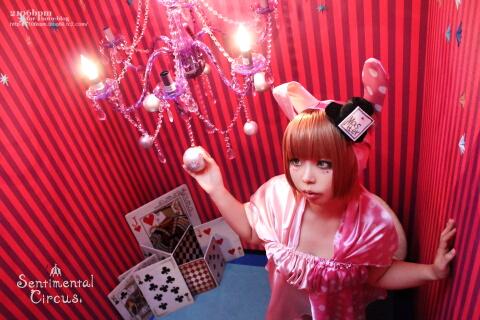 ☆Ena(シャッポ擬人化/センチメンタルサーカス)@ココフリSTUDIO「咲 -メイ-」 パート2☆