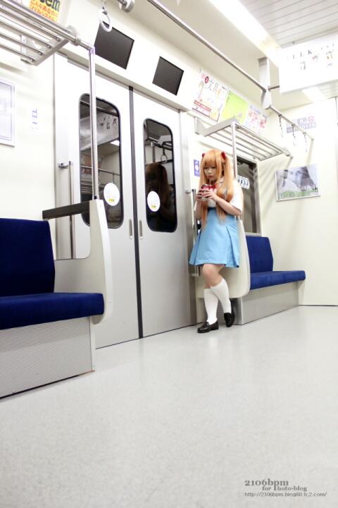 ☆湊/夜(新世紀エヴァンゲリオン あわせ)@Booty Tokyo☆