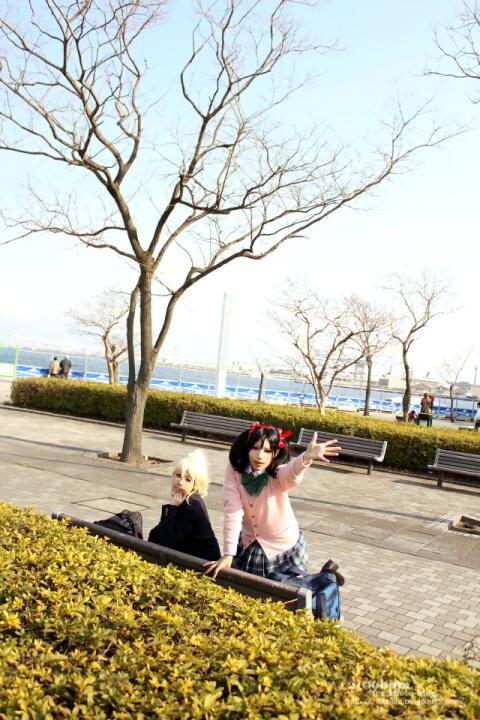 ☆青島ふみ/千両(ラブライブ! あわせ)@パシフィコ横浜(横浜大華装祭) パート1☆