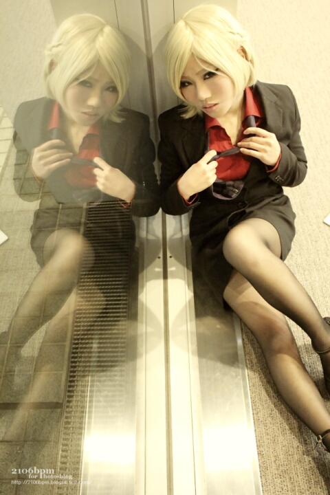 ☆連(真戸暁/東京喰種トーキョーグール)@パシフィコ横浜(横浜大華装祭)☆