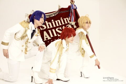 ☆うたの☆プリンスさまっ♪ うたの☆プリンスさまっ♪Shining All Star CD あわせ@モケモケスタジオ☆