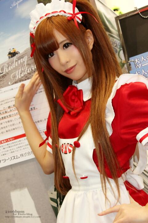 ☆第41回 東京モーターサイクルショー2014のコンパニオンさんモデルさんをまとめてうp☆