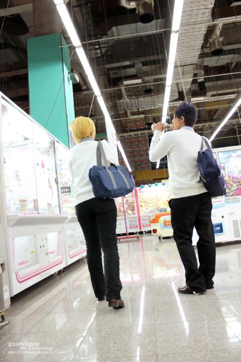 ☆s0m/蓮見りゆ(黒子のバスケ あわせ)@東京レジャーランド パート2☆