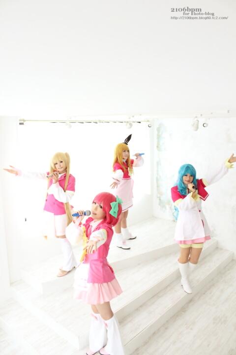 ☆AKB0048 あわせ@studio Coucou パート2☆