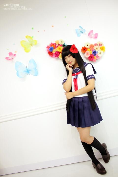 ☆しろな(オリジナルセーラー服)@スタジオCROWN☆
